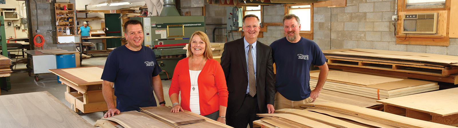 KB Woodworking with Don and Christa